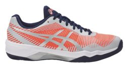 ASICS GEL-VOLLEY ELITE FF CORALLO / GRIGIO / BLU WOMAN