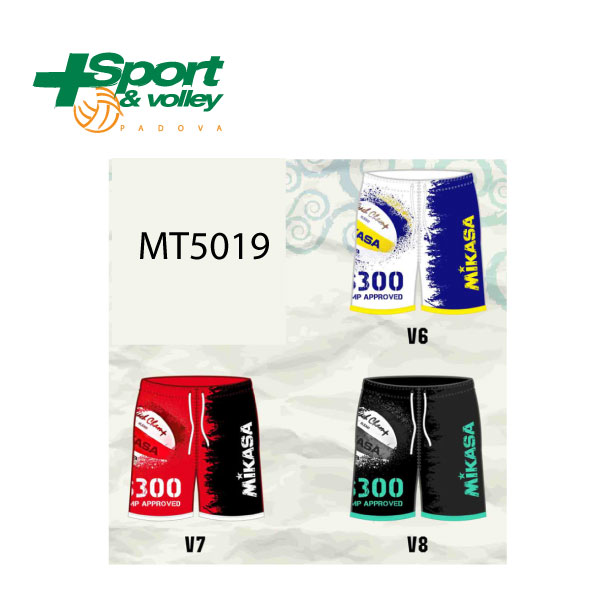 short beach volley mt5019
