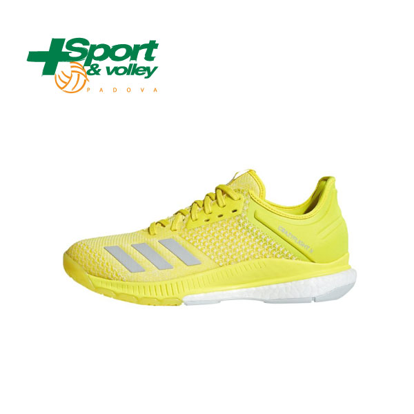 buy popular 89889 b4735 ADIDAS CRAZYFLIGHT X2 Giallo   Argento DONNA