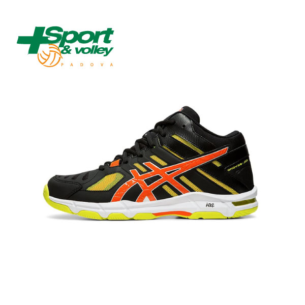 reputable site 64701 2b2d6 ASICS GEL-BEYOND 5 MT NERO / ARANCIO / GIALLO Man